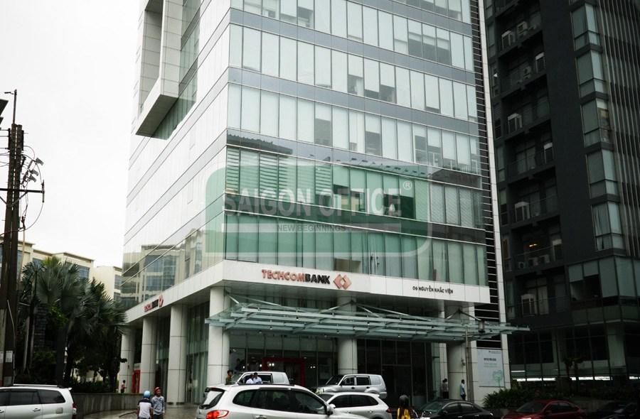 Văn phòng cho thuê Quận 7 tại Capital Tower