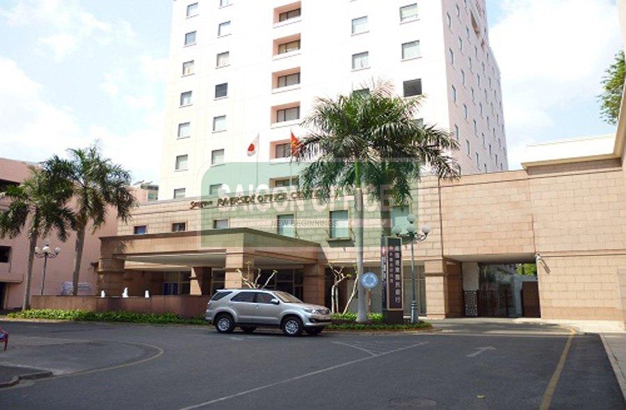 Văn phòng cho thuê Quận 1 tại Saigon Riverside Office