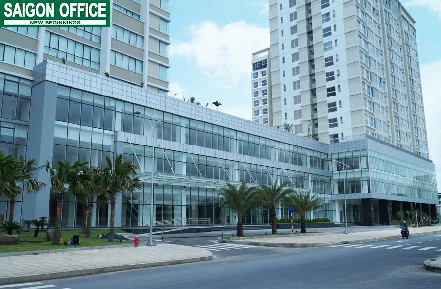 Văn phòng cho thuê quận Tân Bình tòa nhà Cộng Hòa Garden