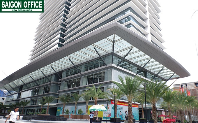 Viettel Tower - Office for lease in district 10 Ho Chi Minh City