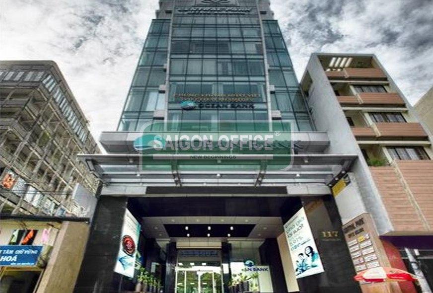 Văn phòng cho thuê Quận 1 Central Park Nguyễn Du