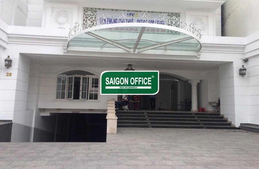 Văn phòng cho thuê quận 1 tại Lion Building