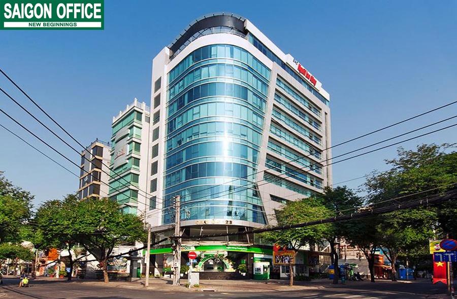 VĂN PHÒNG CHO THUÊ QUẬN 3 TẠI BÁO LAO ĐỘNG BUILDING