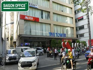 Văn phòng cho thuê Quận 1 tại tòa nhà TNR Building