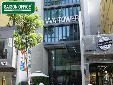 Văn phòng cho thuê Quận 1 tại VVA Tower