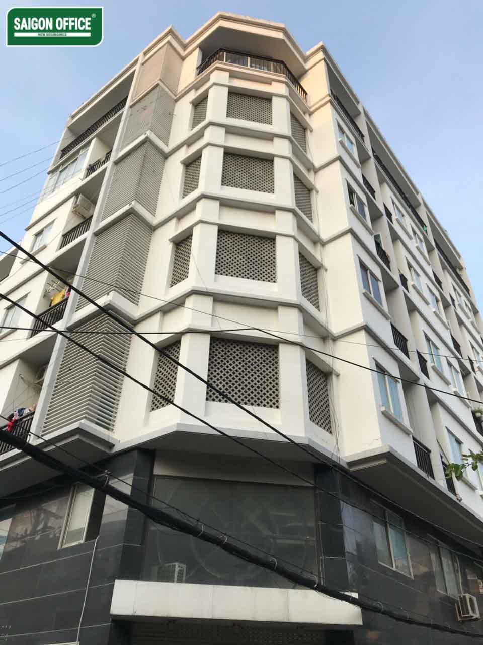 Văn phòng cho thuê quận Tân Bình tòa nhà Phát Thiên Nam Building