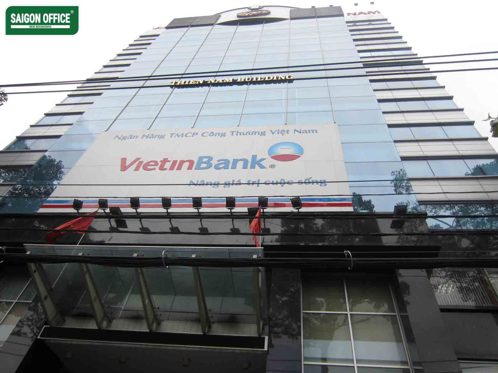 Thien Nam Building - Office for lease in  District 10 Ho Chi Minh City