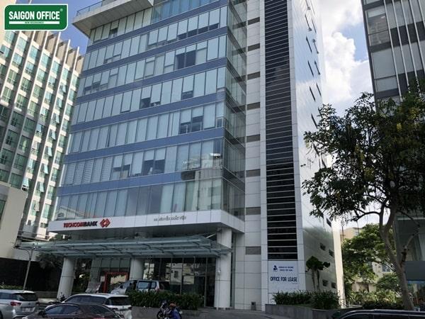 Cho thuê văn phòng Quận 7 tại Capital Tower