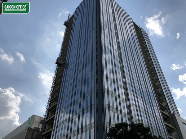 CRESCENT PLAZA - OFFICE FOR LEASE IN DISTRIC 7 HCMC