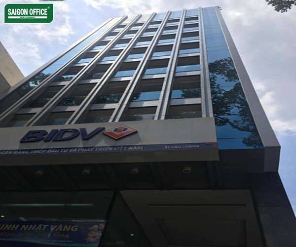 Văn phòng cho thuê quận 3 tòa nhà Đỗ Thành Mekong