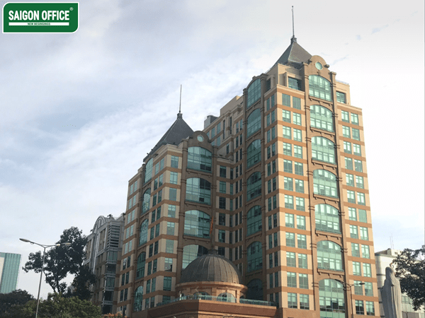 The Metropolitan Tower - Office for lease in district 1 Hochiminh City