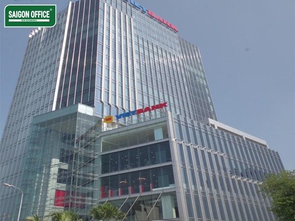 Văn phòng cho thuê Quận 3 tòa nhà Lim Tower 2