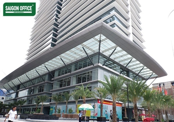 Viettel Complex Tower - Office for lease in district 10 Hochiminh City