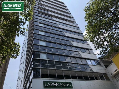Lapen Asset Building - Office for lease in District 1 Hochiminh City