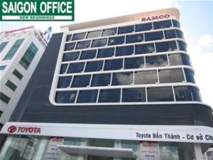 Văn phòng cho thuê Quận 1 Samco Building