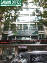VIETCOMREAL Building - Office for lease in District 1 Hochiminh City