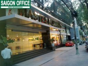MASTER Building - Office for lease in District 3 Ho Chi Minh City