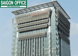 LOTTERY Building - Office for lease in district 5 Ho Chi Minh City