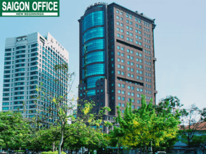 Servied Offices in District 1 - Melinh Point Tower