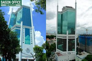 SAIGON TRADE CENTER Building - Office for lease in district 1 Ho Chi Minh City