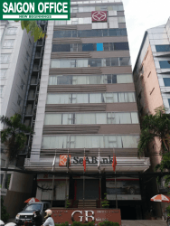 GB BUILDING - OFFICE FOR LEASE IN DISTRIC 3 HCMC