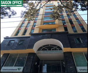 SAIGON KHANH NGUYEN Building - Office for lease in District 3 Ho Chi Minh City