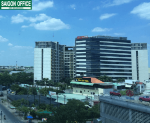 BLUESKY Building - Office for lease in Tan Binh district Ho Chi Minh City