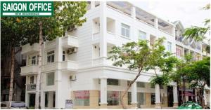 EVA BUILDING - OFFICE FOR LEASE IN DISTRIC 3 HCMC