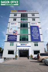 WIN HOME TOWER - OFFICE FOR LEASE IN DISTRIC 2 HCMC