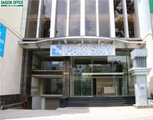 PAX SKY 5 BUILDING - OFFICE FOR LEASE IN DISTRIC 10 HCMC