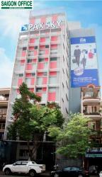 Văn phòng cho thuê Quận 1 tại Pax Sky Building Nguyễn Cư Trinh