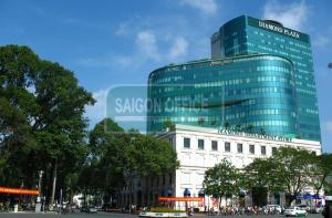 Diamond Plaza - Office for lease in District 3 Ho chi minh City