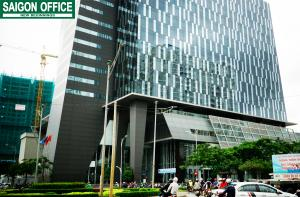 Pv Gas Tower - Office for lease in Nha Be HCMC