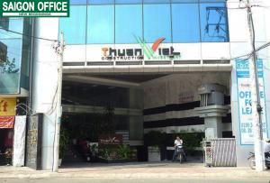 Văn phòng cho thuê quận Tân Bình tại Thuận Việt Building