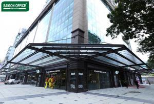 VĂN PHÒNG CHO THUÊ QUẬN 3 TẠI LÉMAN OFFICE BUILDING