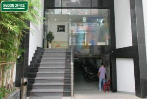 Hata Building - OFFICE FOR LEASE BINH THANH DISTRIC HCMC