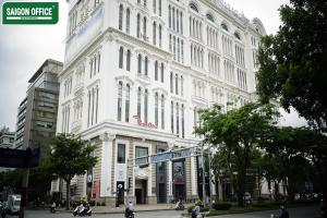 PARAGON Building - Office for lease in district 7 HCMC