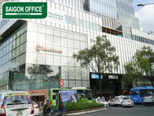 Saigon Centre Tower II- Office for lease in district 1 HCMC