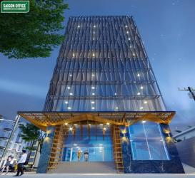 Anh Minh Tower - Office for lease in district 1 HCMC