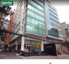 Alpha Tower - Office for lease in District 3 Ho Chi Minh City