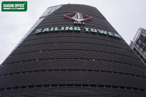 SAILING TOWER - Office for lease in district 1 HCMC
