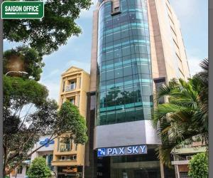PAX SKY BUILDING - OFFICE FOR LEASE IN DISTRIC 1 HCMC