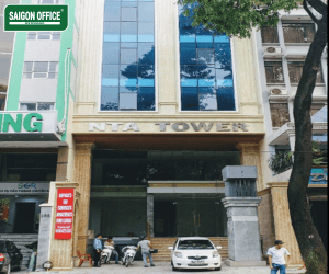 NTA Tower - Office for lease in District 1 HCMC