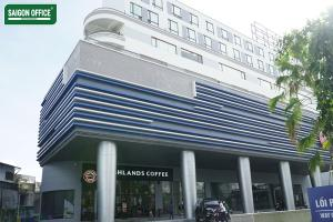 PAX SKY BUILDING - OFFICE FOR LEASE IN BINH THANH DISTRIC HCMC