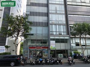 BEAUTIFUL SAIGON BUILDING - OFFICE FOR LEASE IN DISTRIC 7 HCMC