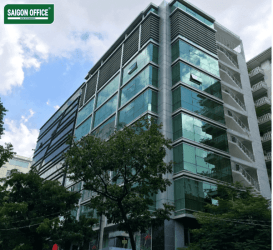QUNIMEX BUILDING - OFFICE FOR LEASE IN DISTRIC 3 HCMC