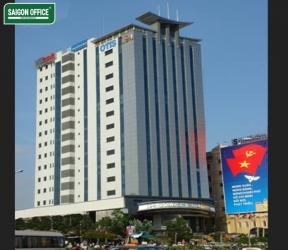 194 GOLDEN Building - Office for lease in Binh Thanh district Ho Chi Minh City