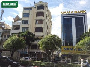 Nam Phuong Building - Office for lease in  District 4 Ho Chi Minh City