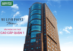 Me Linh Point Tower - Office for lease in District 1 Ho Chi Minh City