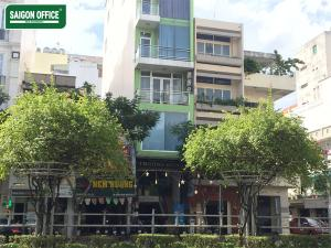 Truong Dung Building - Office for lease in  District 4 Ho Chi Minh City